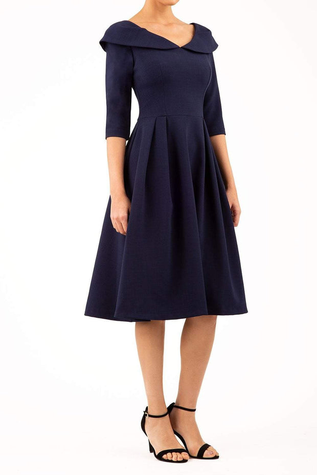 Chesterton Swing Dress