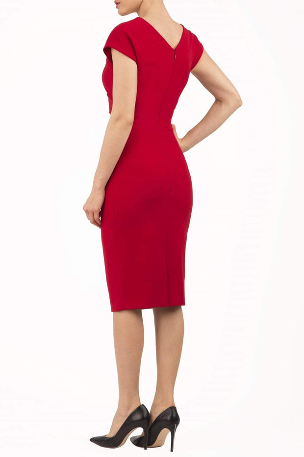 Netty Pencil Dress