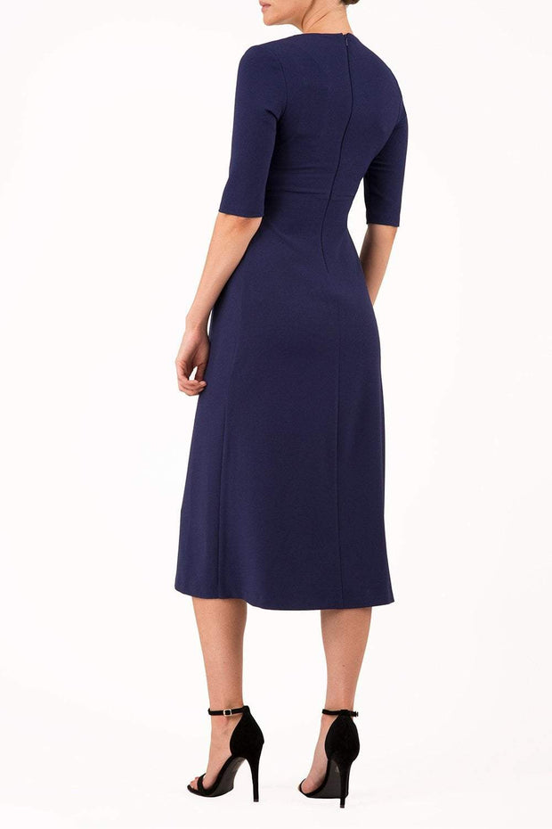 Padstow Midi Swing Dress