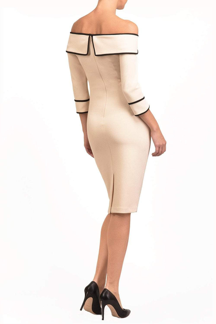Paige Marvel Stretch Dress