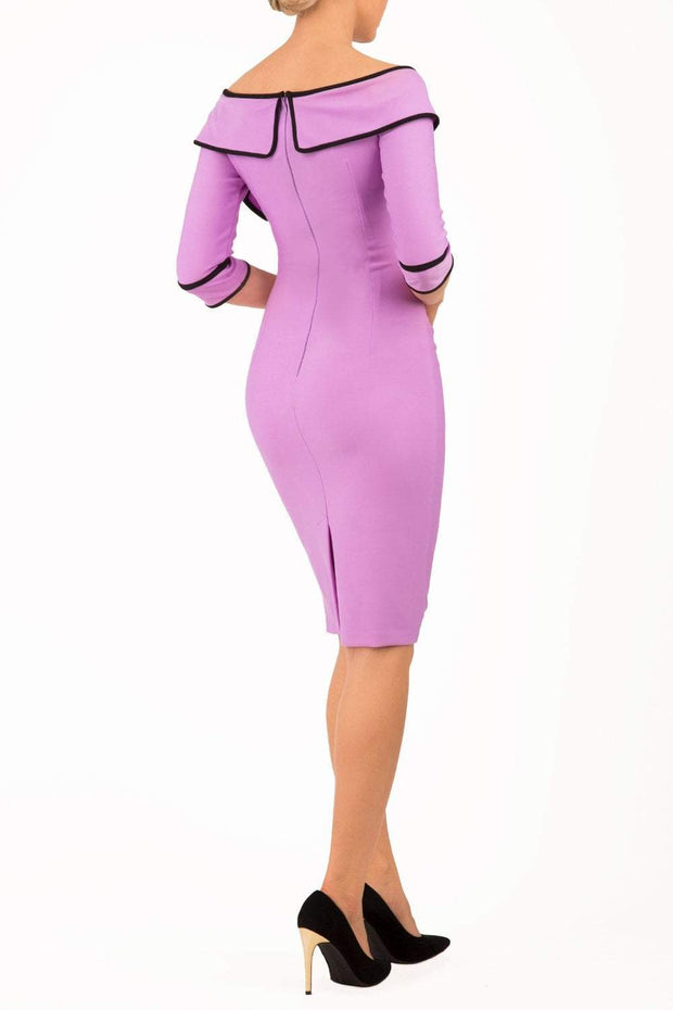 Paige Bi-Stretch Dress