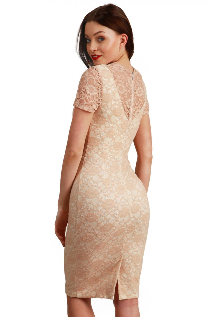 Sabina Lace Dress