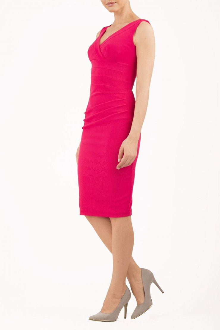 Banbury Gathered Dress