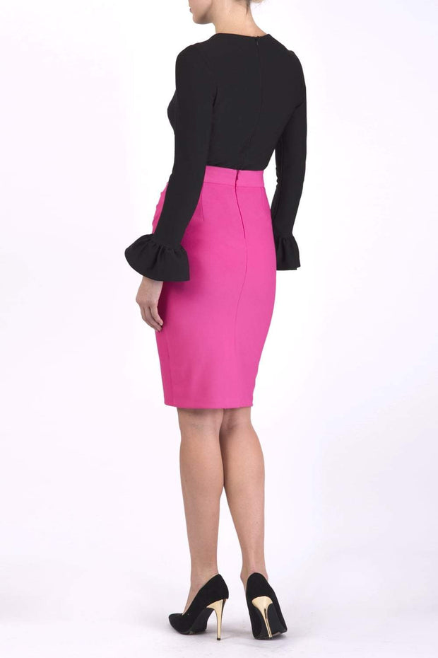 Pacific Pencil Skirt