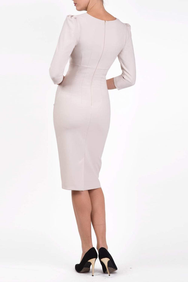 Seed Fitzrovia Long Sleeve Dress