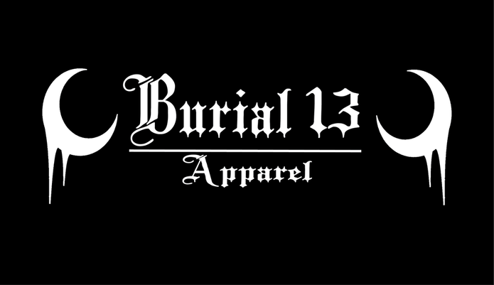 Burial 13 Apparel