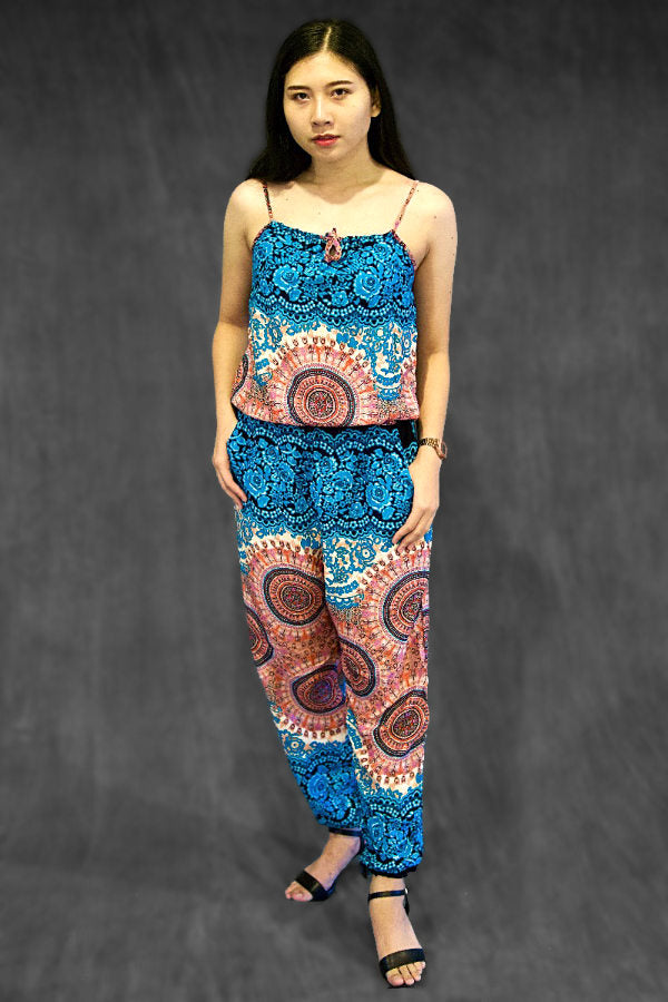 Sirithani Ocean One Piece Jumpsuit