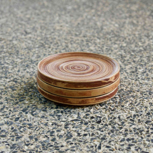 Bamboo Wood Coaster
