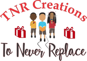 "TNR Creations ""To Never Replace"""