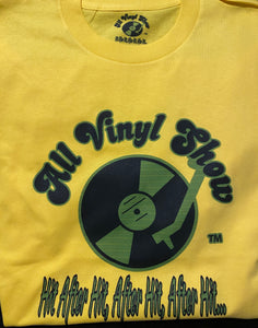 All Vinyl Show Yellow/Green