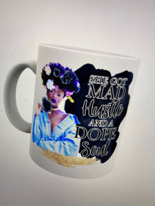 She for mad hustle mug