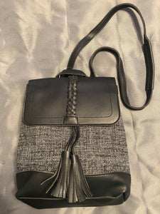 Black Shoulder Bag Purse