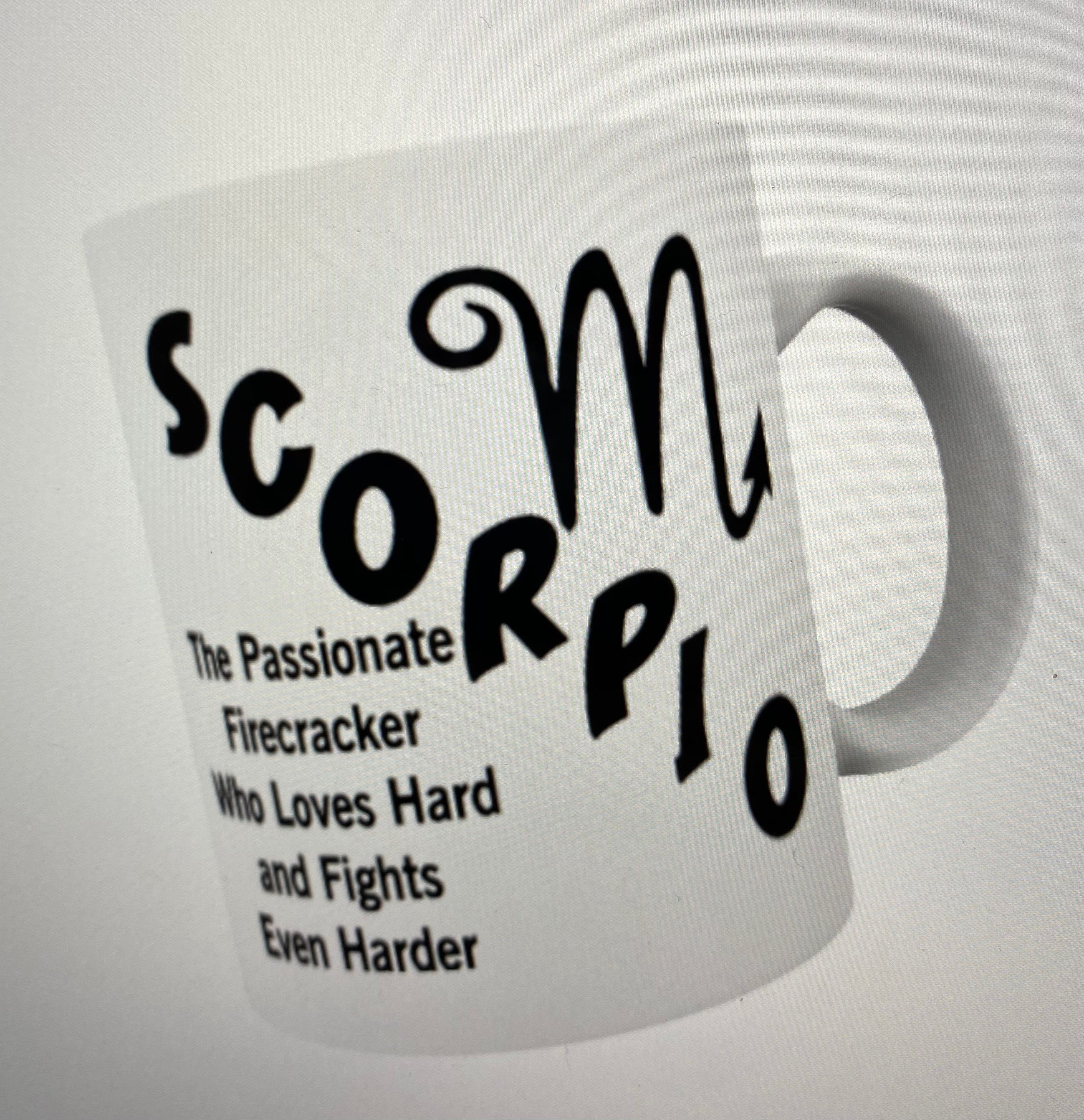 All Zodiac Mugs