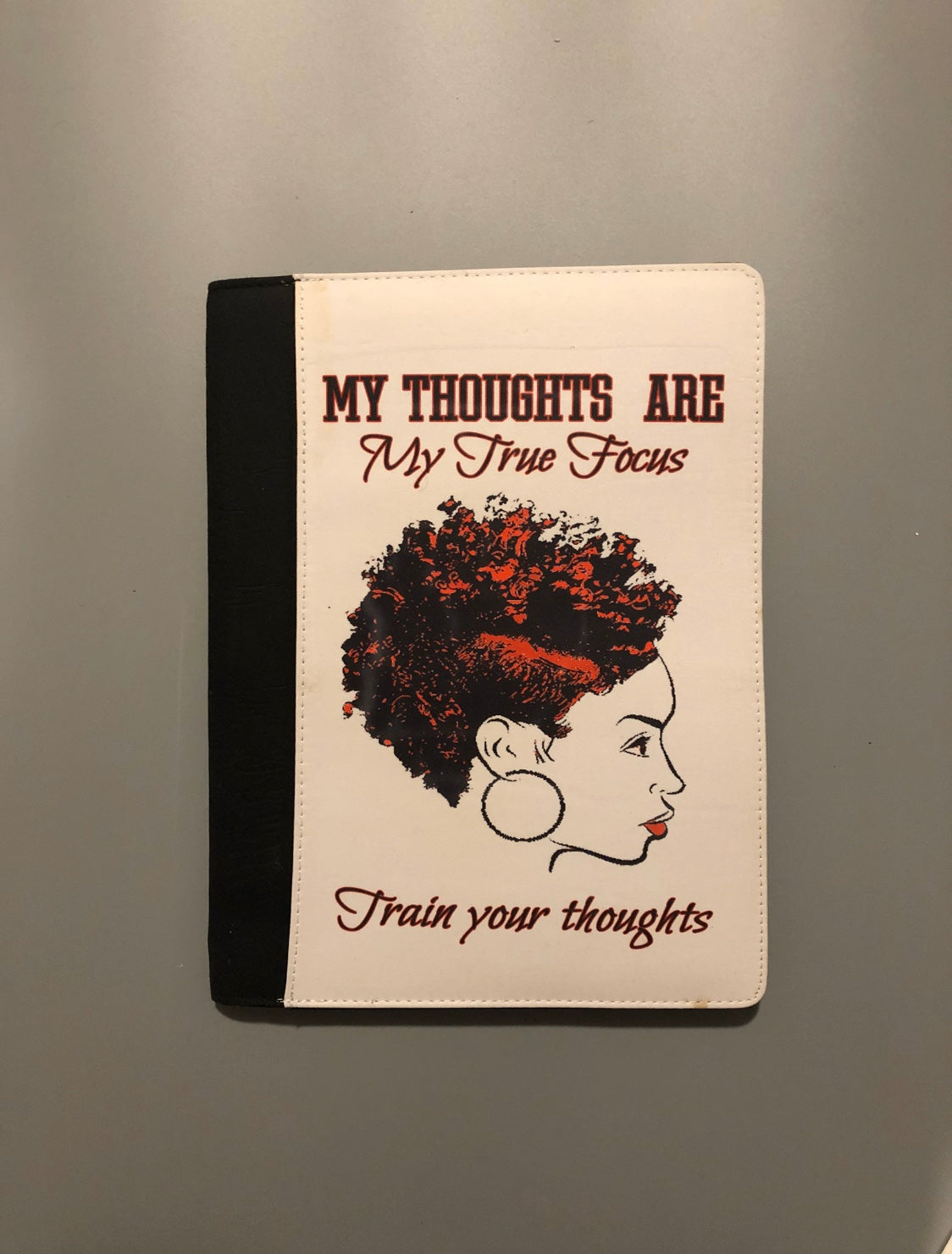 MY THOUGHTS PADFOLIO 8X10
