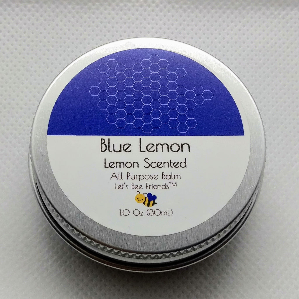 Blue Lemon Balm
