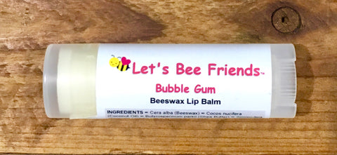 Bubble Gum Lip Balm 🍬