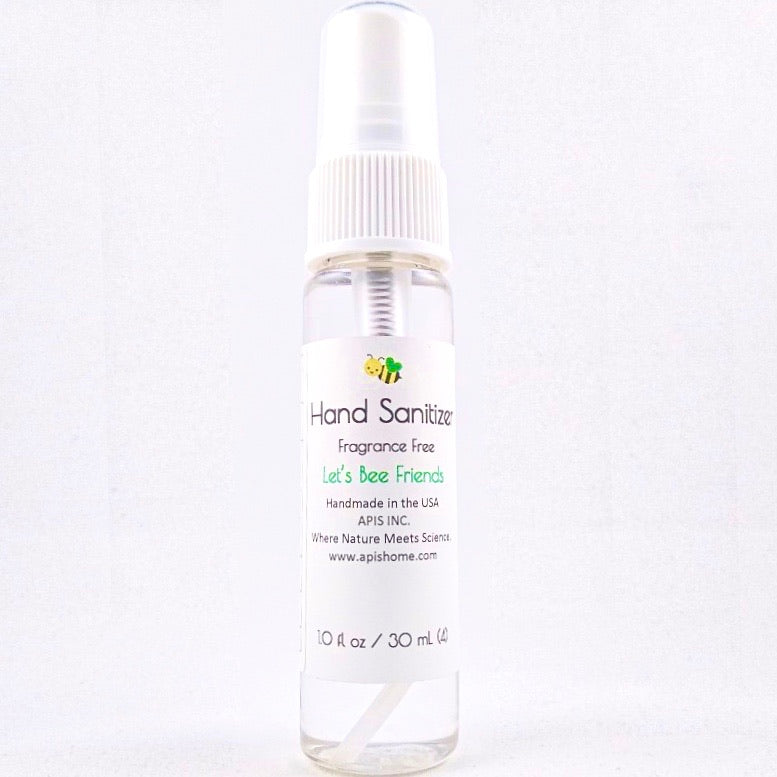 1.0 oz Hand Sanitizer Fragrance Free