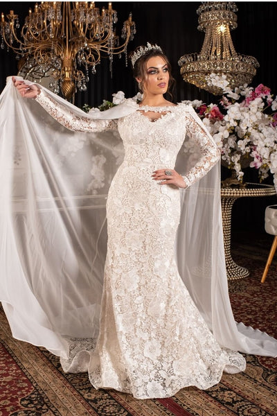 2021-sheath-wedding-dress-with-lace-long-sleeves