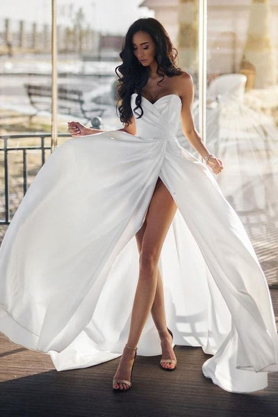 a-line-satin-maxi-long-dress-for-bride-2021