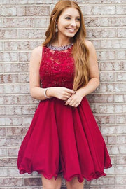 appliques-chiffon-homecoming-gowns-with-beaded-neckline