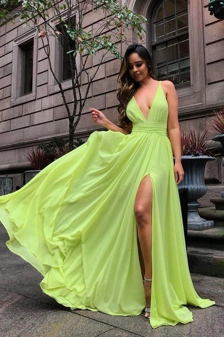 chiffon-long-prom-gown-with-leg-slit-side