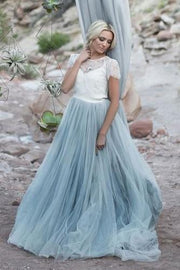 dusty-blue-tulle-wedding-dress-with-removable-lace-top-1