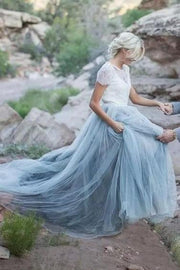 dusty-blue-tulle-wedding-dress-with-removable-lace-top-2