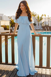 flounced-off-the-shoulder-chiffon-bridesmaid-dress-gown-2020-1