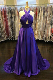 halter-purple-long-prom-party-dress-with-sweep-train