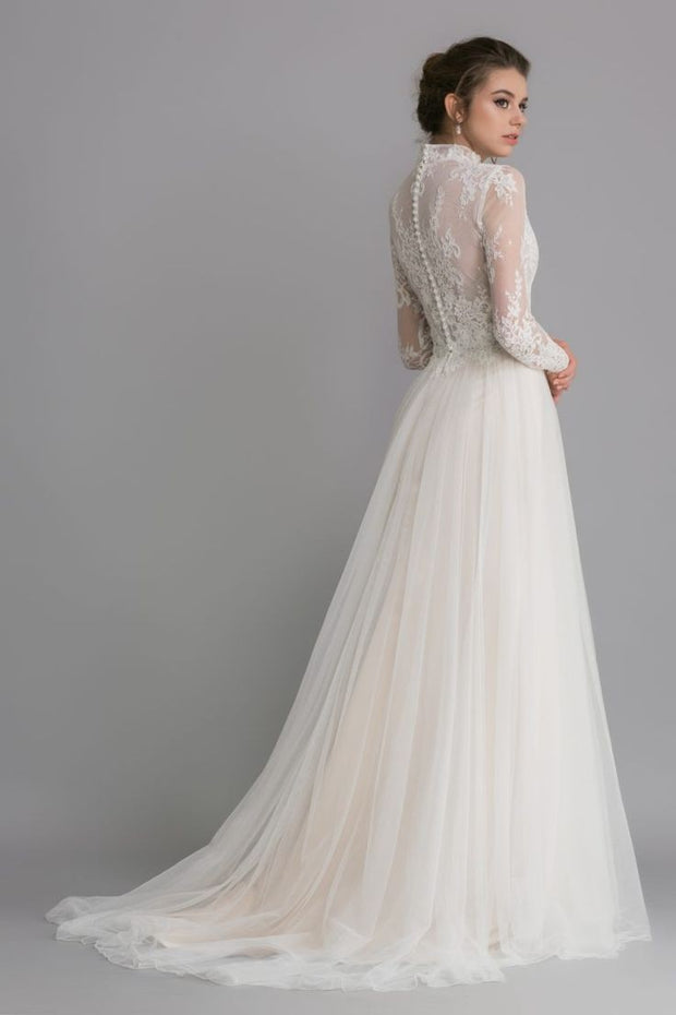 high-collar-modest-bridal-gowns-with-lace-long-sleeves-1
