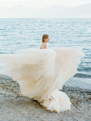illusion-bodice-lace-ball-gown-wedding-dress-tulle-skirt-2