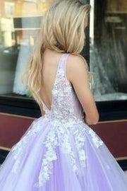 ivory-lavender-tulle-wedding-gown-with-floral-lace-bodice-1