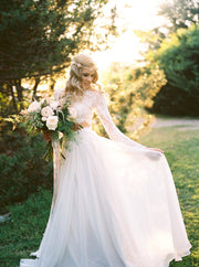 lace-separates-two-piece-wedding-dress-with-chiffon-skirt-1