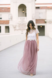 lace-tulle-short-sleeves-wedding-guest-dress-for-bridesmaid-2