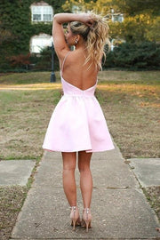 light-pink-halter-party-gown-with-short-satin-skirt-1