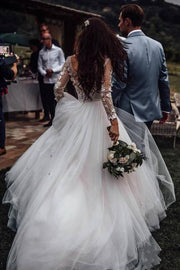 long-sleeves-tulle-wedding-gown-with-sheer-scoop-neckline-1