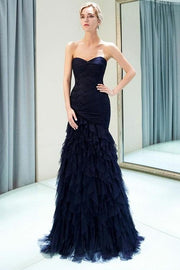 navy-blue-tiered-evening-gown-with-strapless-corset-back
