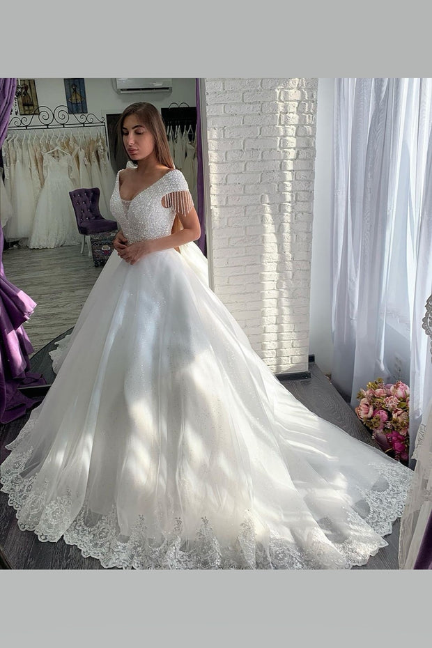 sequin-tulle-crystals-wedding-gown-with-appliques-cathedral-train