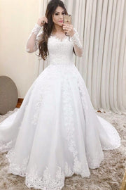 sheer-long-sleeves-lace-bridal-dress-online