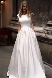 simple-long-satin-a-line-wedding-dresses-with-pockets-1
