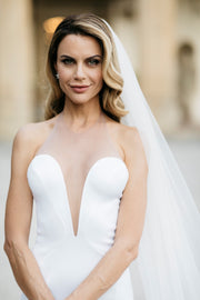 simple-satin-fit-flare-bridal-gowns-with-illusion-neck-2