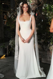 simple-sheath-wedding-gown-with-slight-train