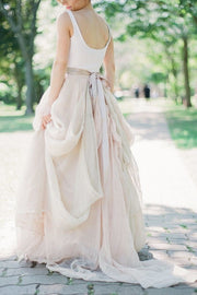 sleeveless-spandex-chiffon-rustic-wedding-dress-with-stones-belt-1