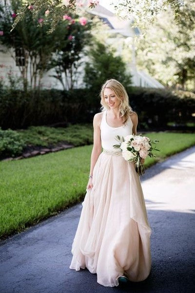 sleeveless-spandex-chiffon-rustic-wedding-dress-with-stones-belt-3