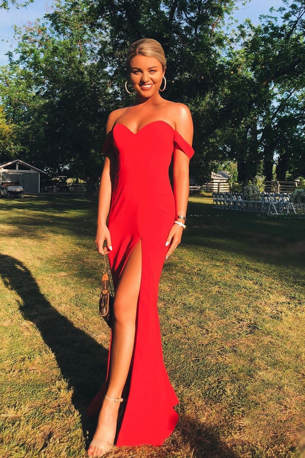 slit-maxi-long-red-prom-dresses-with-off-the-shoulder