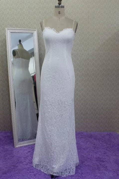 spaghetti-straps-lace-wedding-gown-floor-length