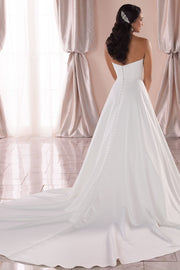 strapless-backless-satin-simple-wedding-gown-dress-with-dramatic-train-1