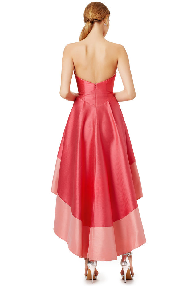strapless-high-low-prom-dresses-with-two-tone-skirt-1