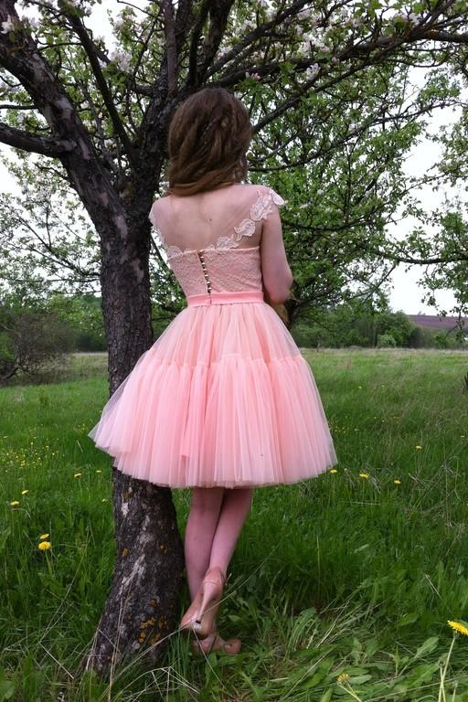 transparent-neckline-blush-pink-homecoming-dress-lace-tulle-skirt-1