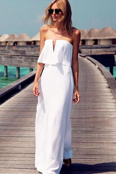 white-chiffon-summer-wedding-gown-backless-vestido-de-casamento